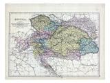 1873, Austria Giclee Print