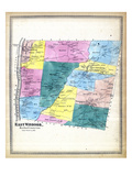 1869, South East Windsor, Connecticut, United States Giclee Print