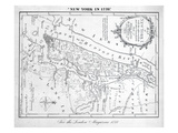 1869, New York, 1778, New York, United States Giclee Print