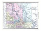 1913, Canada, Manitoba, North America, Manitoba Giclee Print