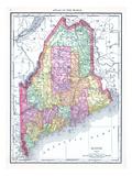 1913, United States, Maine, North America, Maine Giclee Print