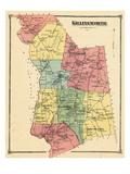 1874, Killingworth, Connecticut, United States Giclee Print