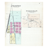 1904, Grand View, Hickmans Mill P.O., Missouri, United States Giclee Print