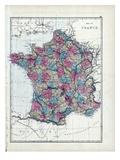 1873, France Reproduction procédé giclée
