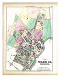 1874, Dorchester, Boston, Massachusetts, United States Giclee Print