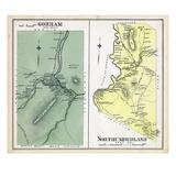 1892, Gorham, Northumberland, New Hampshire, United States Giclee Print