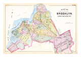 1891, Brooklyn, New York, United States Giclee Print
