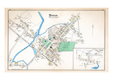 1889, Townsend 1, Mill Village, Massachusetts, United States Giclee Print