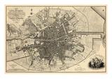 1797, Ireland, Dublin Giclee Print