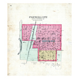 1893, Parnell City, Missouri, United States Giclee Print