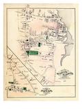 1879, Scituate Harbor Village, Massachusetts, United States Giclee Print