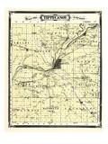 1876, Tippecanoe County, Indiana, United States Giclee Print