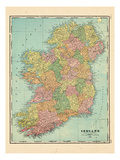 1906, Ireland, Europe Giclee Print