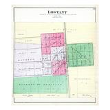 1892, Lostant, Illinois, United States Giclee Print