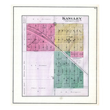 1892, Kangley, Illinois, United States Giclee Print