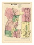 1868, Hamden, Mount Carmel, Centerville, Connecticut, United States Giclee Print