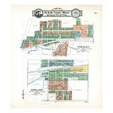 1929, Hinckley, Kirkland, Illinois, United States Giclee Print