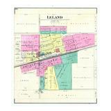 1892, Leland, Illinois, United States Giclee Print