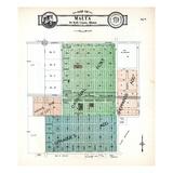 1929, Malta, Illinois, United States Giclee Print
