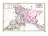 1896, Chelsea, Revere, Winthrop, Massachusetts, United States Giclee Print