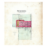1893, Pickering, Missouri, United States Giclee Print