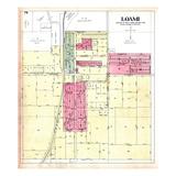 1914, Loami, Illinois, United States Giclee Print