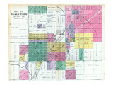 1887, Osage City, Kansas, United States Giclee Print