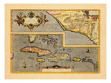 1579, West Indies Giclee Print