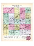 1887, Decatur County, Kansas, United States Giclée-Druck