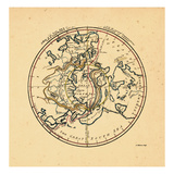 1760, World, North Pole Giclee Print