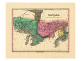 1830, Canada Giclee Print