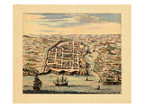 1671, Dominican Republic Giclee Print