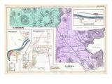 1904, Florida, Hoosac Tunnel, Clarksburge, Briggsville, Houghtonville, Massachusetts, United States Giclee Print