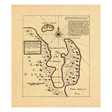 1729, United Kingdom Giclee Print