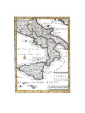 1700, Italy Giclee Print