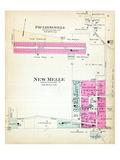 1905, Pauldingville, New Melle, Missouri, United States Giclee Print