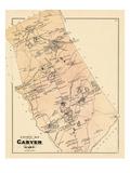 1879, Carver Town, Massachusetts, United States Giclee Print