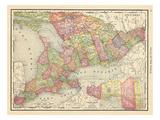 1913, Canada, Ontario, North America, Ontario Giclee Print