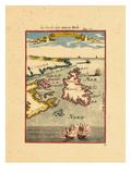 1684, Canada Giclee Print