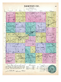 1887, Norton County, Kansas, United States Giclee Print