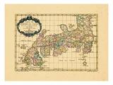 1752, Japan Giclee Print