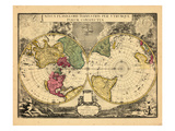 1695, World Giclee Print