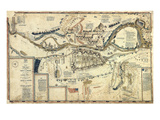1813, Fort Meigs, Ohio, United States Giclee Print