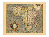 1633, Saudi Arabia, Africa Giclee Print