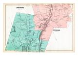 1904, Lanesboro, Cheshire, Massachusetts, United States Giclee Print