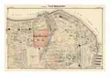 1874, New Brighton, New York, United States, Staten Island, Hamilton Park Giclee Print