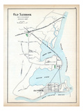 1893, Old Saybrook, Connecticut, United States Giclee Print
