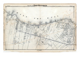 1874, Staten Island, Port Richmond Village, New York, United States Giclee Print