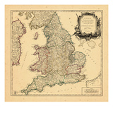 1753, United Kingdom Giclee Print