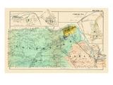 Southport, Ashland, Pine City, Webs Mills, New York, United States, 1904 Giclee Print